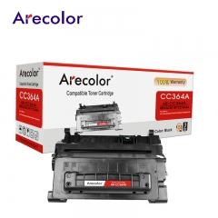 Arecolor 1 Piece Black Toner Cartridge AR-CC364A  (64A)---For HP Printer--- black
