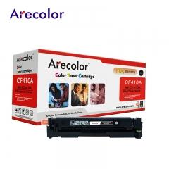 Arecolor 1 Piece Color Toner Cartridge AR-CF410A (410A)---For HP Printer--- AR-CF410A