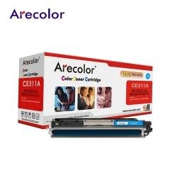 Arecolor 1 Piece Color Toner Cartridge AR-CE310A(126A)---For HP Printer--- AR-CE311A