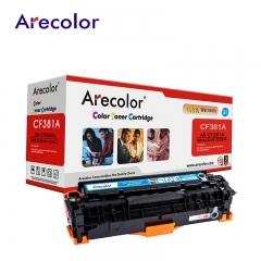 Arecolor 1 Piece Color Toner Cartridge AR-CF380A (312A)---For HP Printer--- AR-CF383A