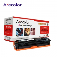 Arecolor 1 Piece Laser jet 128A Color Toner Cartridge ---For HP Printer--- AR-CE320A