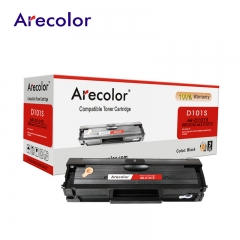 Arecolor 1 Piece AR-D101S Black Toner Cartridge For Samsung Printer black