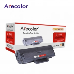 Arecolor 1 Piece AR-D104S Black Toner Cartridge For Samsung Printer black