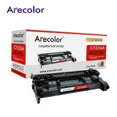 Arecolor 1 Piece AR-CF226A (26A)  Color Toner Cartridge For HP Printer black