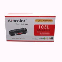 Arecolor 1 Piece AR-D103L Color Toner Cartridge For Samsung Printer black