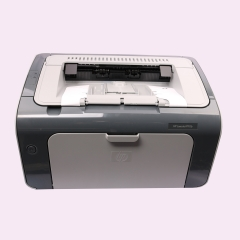 HP LaserJet  Pro P1106 Black and White Laser Printer black