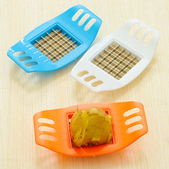 SW 1pcs/set Household Potato Cutters Multifunctional Potato Chips Thickened random one size