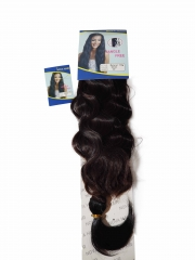 Nova Hair Synthetic Natural 170g 1B/33 14 inch