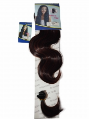Nova Hair Synthetic Body 170g 1B/350 14 inch