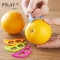 PULAY Orange Peeler Lemon Zester Opener Practical Fruit Slicer Kitchen Stripper Opener Cooking Tools Multi-color One Size