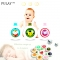 Hot Sale Anti Mosquito Pest Insect Bugs Wristband Pure Natural Wrist Repellent Buckle for Baby Kids