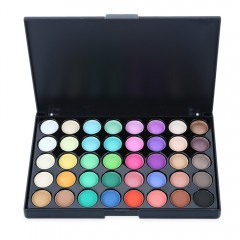 Fashion Pearl Shimmer Special Eye Shadow Compact Palettes 02
