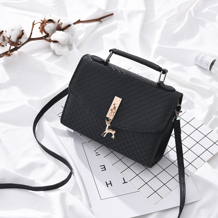 20e59e3222 Bag 2018 female new style cross side small package Korean version ...