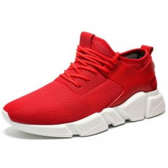 2018 new men's shoes, couple shoes, casual sports shoes, women's shoes, breathable running shoes. gules 36
