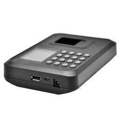 LCD Display USB Biometric Fingerprint Attendance Machine Time Clock Recorder Employee Checking-in