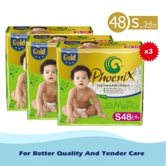 Phoenix Gold High count *3 Green L (8kg-14kg)