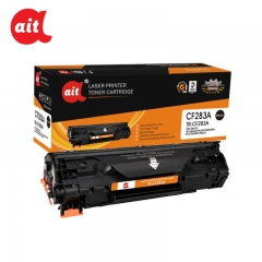1 Piece Black Ait Toner Cartridge TR-CF283A (83A) For HP Laserjet Pro TR-CF283A (83A)