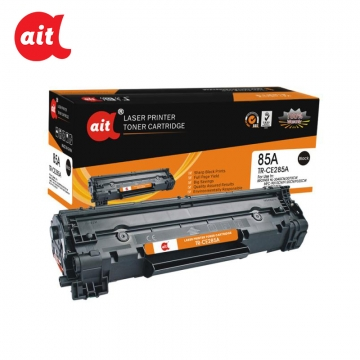 1 Piece Black Ait Toner Cartridge TR-CE285A (85A) For HP Laserjet Pro TR-CE285A (85A)