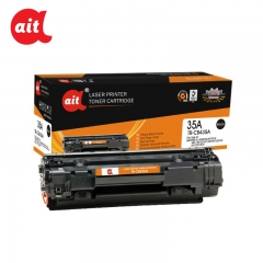 1 Piece Black Ait Toner Cartridge TR-CB435A (35A)For HP TR-CB435A (35A)