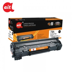 1 Piece Black Ait Toner Cartridge TR-CE278A (78A) For HP Laserjet Pro TR-CE278A (78A)
