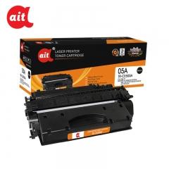 1 Piece Black Ait Toner Cartridge TR-CE505A (05A) For HP TR-CE505A (05A)