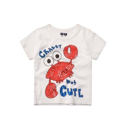 b67aabce0a79d Item specifics: Brand: boys' summer wear new short sleeved T-shirts ...