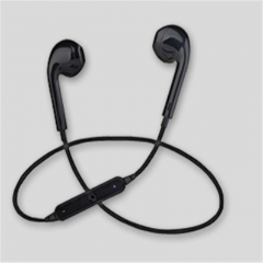 New wireless Bluetooth headset compatible with microphone HUAWEI Samsung sports stereo stereo black