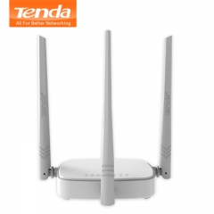 Tenda N318 300Mbps Wireless WiFi Router Wi-Fi Repeater, Multi-Language Firmware Router