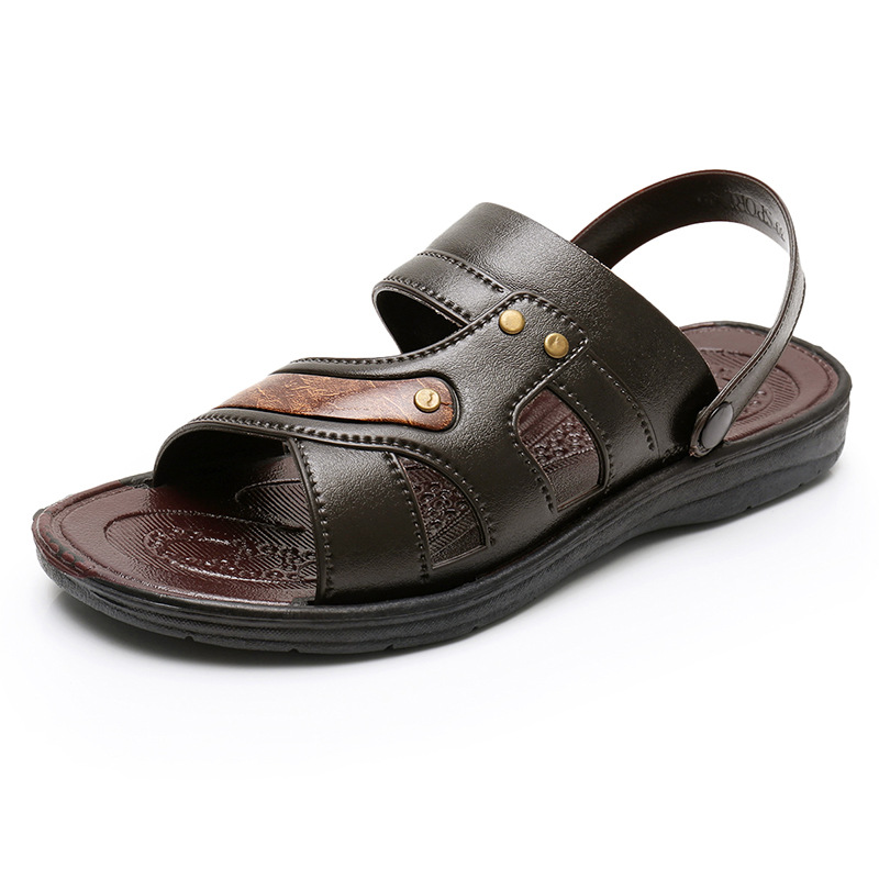 a7e0549e794e 2019 new sandals men s beach classic men s sandals brown 44  Product No   11627721. Item specifics  Brand