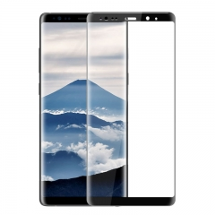 3D Full Curved Screen Protector Tempered Glass For Samsung S8 S9 Note 8 S7edge S6edge S6 edge white