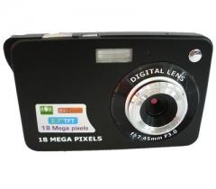 Digital Camera 2.7 inch 8x zoom 18m HD camera