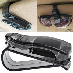Hot Sale Car Accessories Sunglasses Clip Car Holder For Eyeglasses Ticket Holder Clip