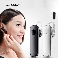 Stereo Wireless Earphone Bluetooth Headphone Headset with Microphone Universal for All Cellphone white one size
