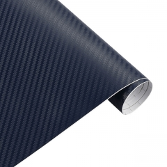 3D Carbon Fiber Vinyl Car Wrap Sheet Roll Film Car stickers and Decals Motorcycle Car Styling black 20cm*127cm