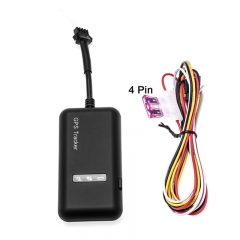 Mini Car GPS Tracker Realtime GSM GPRS GPS Locator Vehicle Tracking Device Google Link Real Time
