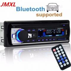 JMXL12V Car Radio Bluetooth  car stereo Player  AUX-IN MP3 FM/USB/radio remote control