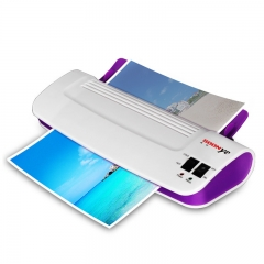 Professional Thermal Office Hot and Cold Laminator Machine for A4 Document Photo Blister