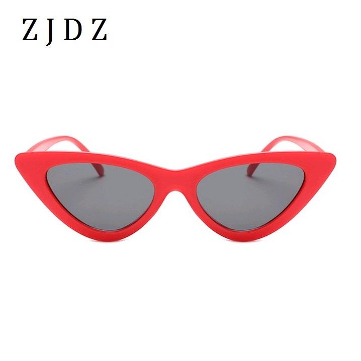 Kilimall: Newest Cat Eye Vintage Sunglasses Women Ladies Small Sun ...