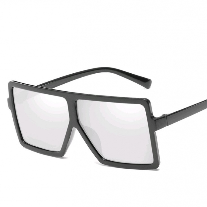 7f3067548c7 New Fashion Oversized Vintage Sunglasses Women Men Retro Big Frame Driving  Mirror Sun Glasses Shades Black