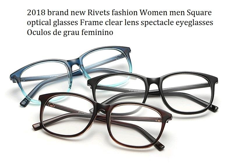 497dd89d54 Korean Eyeglasses Frames Clear Lens Fake Optical Glasses Leopard ...