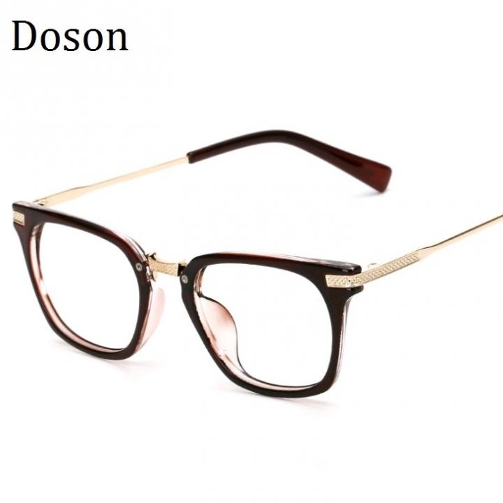 Newest Metal Vintage Glasses Men Women Ladies Optical Eyeglasses ...