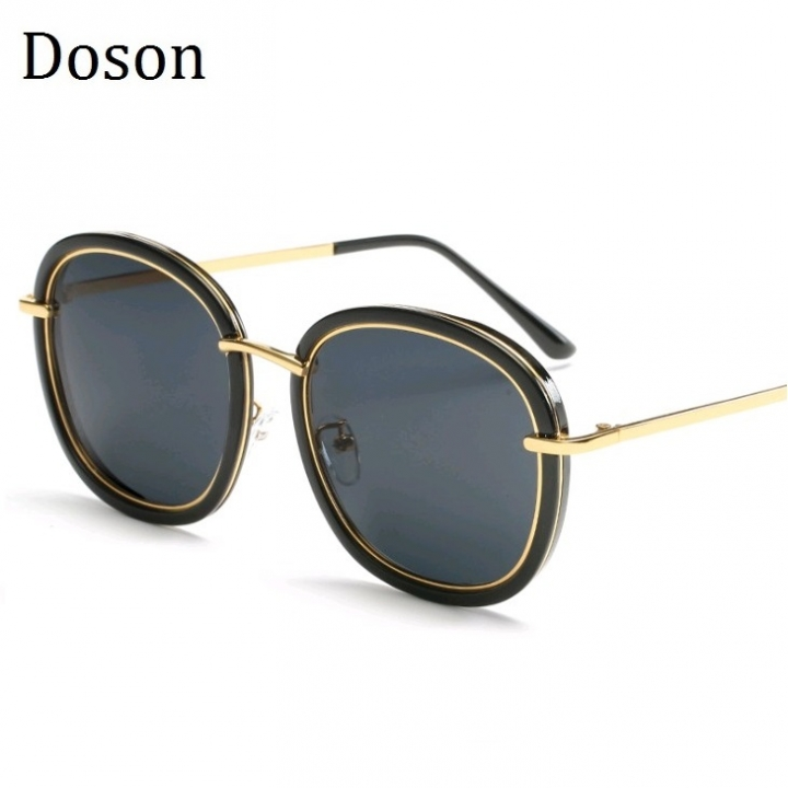 e167a9823e Kilimall  Vintage Mirror Polarized Sunglasses Women Men Driving Sun ...