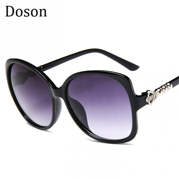 62056e8ffd Newest Fashion Oversized Vintage Sunglasses Women Ladies Driving Retro Sun  Glasses Shades Big Frames Black frame