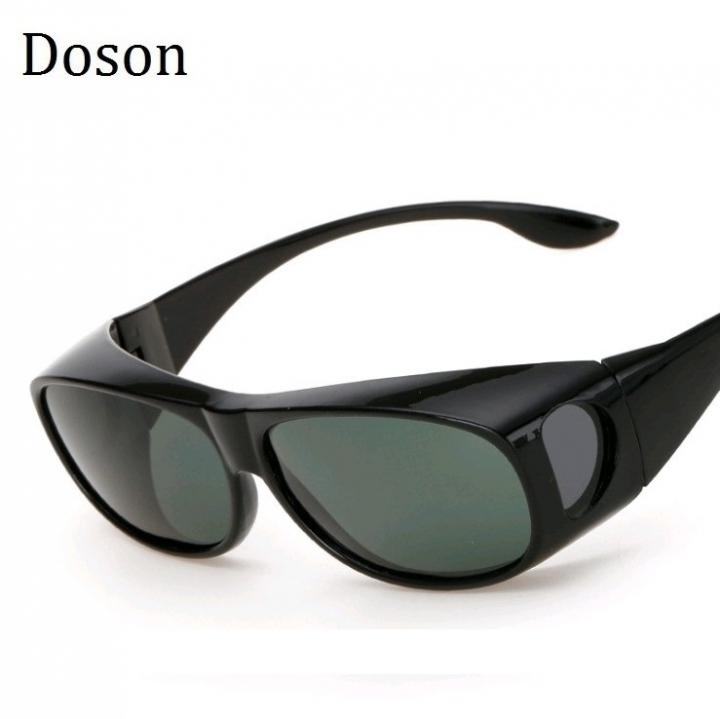 91a1252a40eb Newest Sport Polarized Sunglasses Men Women Driving Cover For Myopia Sun  Glasses Night Vision Shades Black