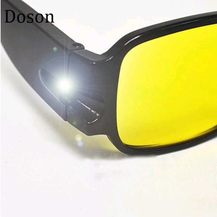 407fadf28d2 Vintage Reading Glasses With Lights Retro Optical Eyeglasses Men Women  Elderly Eyewear Clear Yellow Black frame