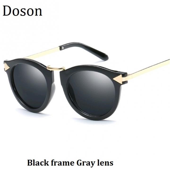 febed83266 2018 Newest Vintage Polarized Sunglasses Women Ladies Driving Retro Sun  Glasses Shades Eyewear UV400 Black frame