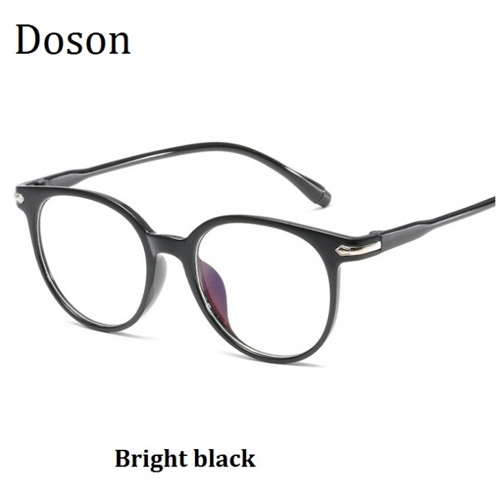Newest Round Retro Glasses Men Women Clear Lenses Optical Eyeglasses ...