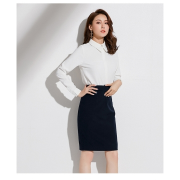 8fbc7f64d MSIN women's professional temperament OL was thin wild work bag hip skirt  skirt for women dark