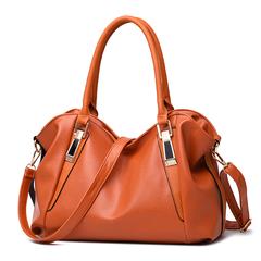MSIN New Arrival Big Bag ladies Classic Casual Fashion Soft Bag Women Slung Shoulder Bag brown 37*16*23cm