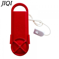 JIQI Mini Portable washing machine electric clothes washing student dormitory rent room household 110V 53cm x 22cm x 24cm